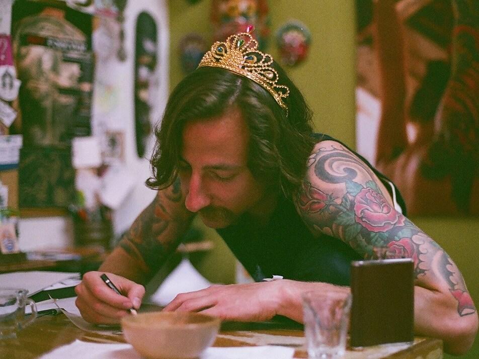 Boris Tattoos